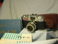 '                     Pax Jr Boxed + Ins -NICE SET- ' Pax Jr Vintage Camera c/w Or Box + Inst £19.99